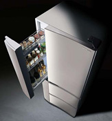 Panasonic's refrigerated pantry