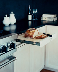 Cutting-Board Drawers