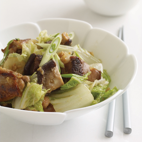 miso-ginger-chicken-and-cabbage