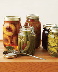 Canning and Pickling Guide
