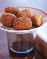 Crispy Chicken and Vegetable Croquettes