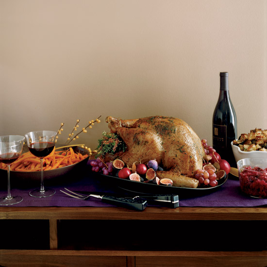 Shawn McClain's New American Thanksgiving