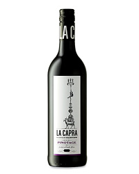Courtesy of La Capra Pinotage