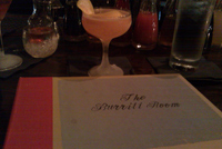 The Kerouac Cocktail at The Burritt Room in San Francisco.