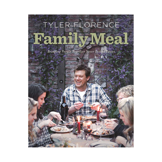 Tyler Florence cookbook