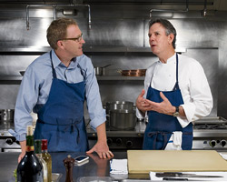 Thomas keller's cooking lessons