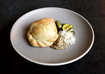 Pork Rillette Hand Pies