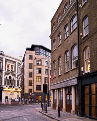 Nuno Mendes's Viajante & London's East End