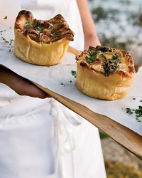 Heirloom-L.A.'s Lasagna Cupcakes