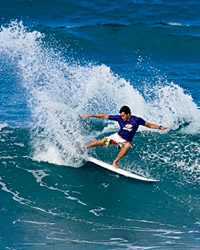 Top Chef Ludo Lefebvre on his obsession with surfing