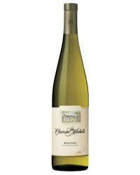 2009 Chateau Ste Michelle Columbia Valley Riesling.