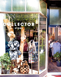 The Collector Store in Sydney, Australia