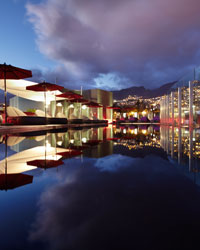 The Vine Hotel. This wine-inspired hotel is notable for its restaurant, Uva. Its cellar holds a deep selection of Portuguese wines to go with Michelin-starred consulting chef Antoine Westermann's modern French cuisine.