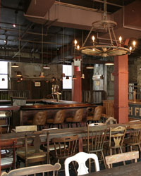 Mable's Smokehouse and Banquet Hall in Brooklyn