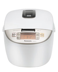 Top Chef Masters star Susan Feniger's rice cooker.