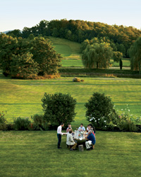 Meadow Dinner Party