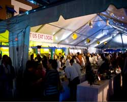 2010's Let Us Eat Local Event