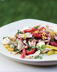 Antipasto Chicken Salad