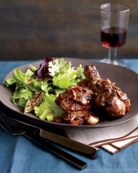 Italian Sweet-and-Sour Chicken