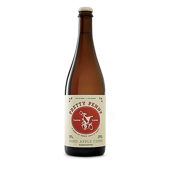 Tandem Ciders' Pretty Penny Blend