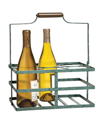 Metal Wine Carrier
