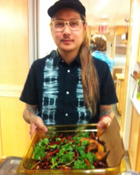 Danny Bowien of Mission Chinese Food
