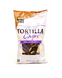 Whole Foods 365 Yellow & Blue Corn Tortilla Chips
