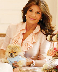"Etiquette Tips from Lisa Vanderpump of ""The Real Housewives of Beverly Hills"""