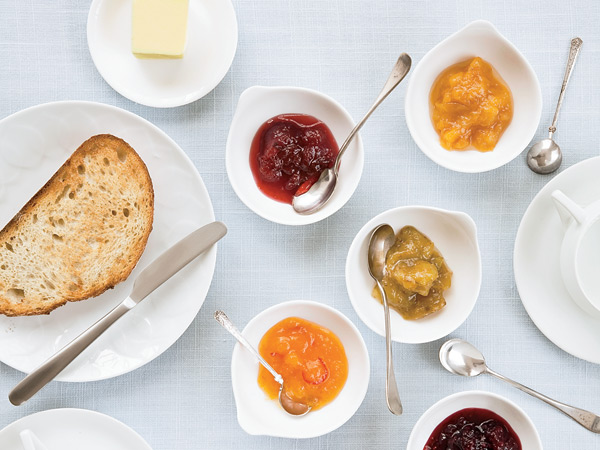 Perfecting Fruit Jams / © Frances Janisch