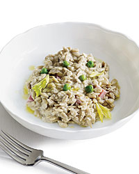 Sunflower-Seed Risotto