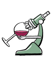 François Chartier's molecular approach to wine pairing.