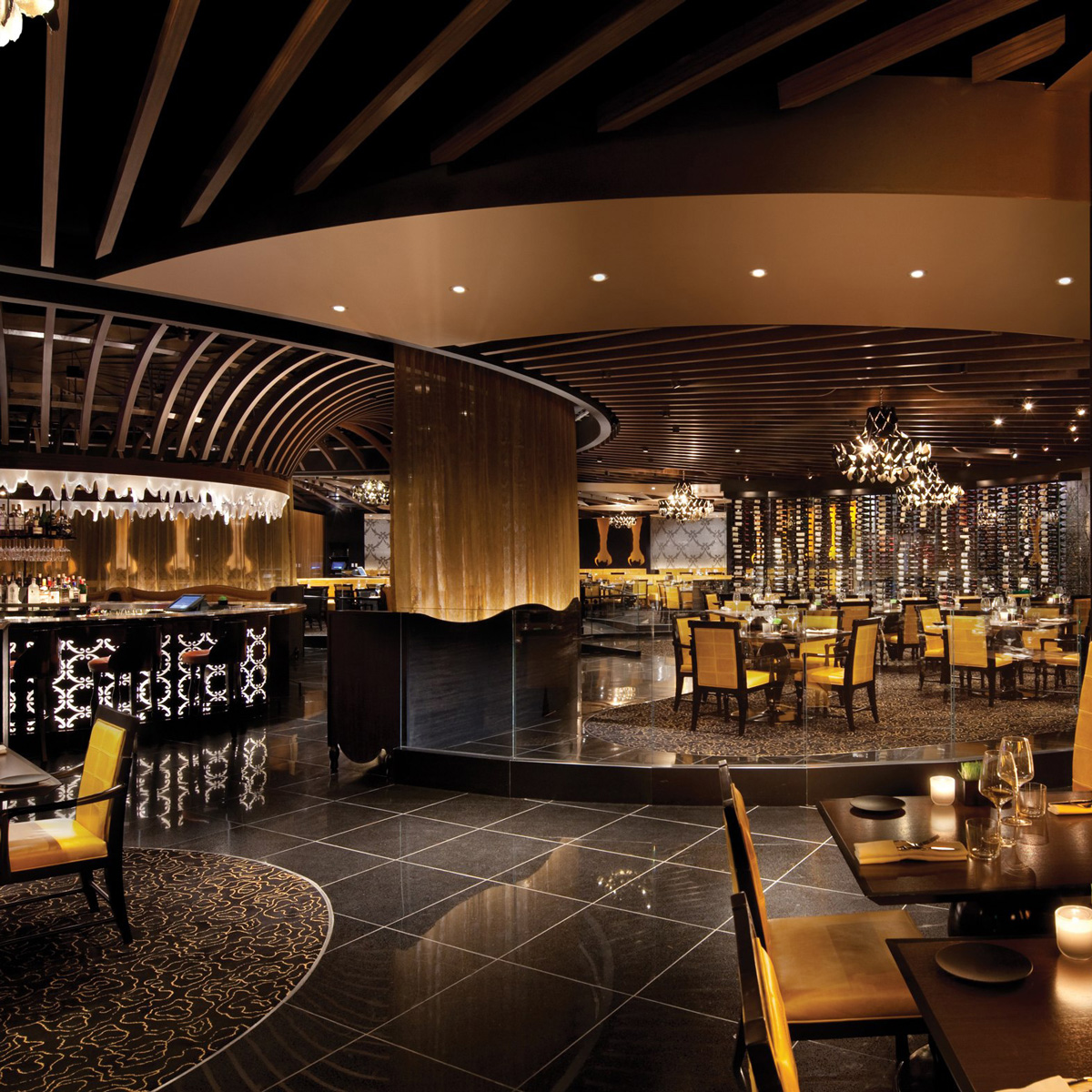 Aria Resort & Casino at CityCenter, Jean-Georges Steakhouse