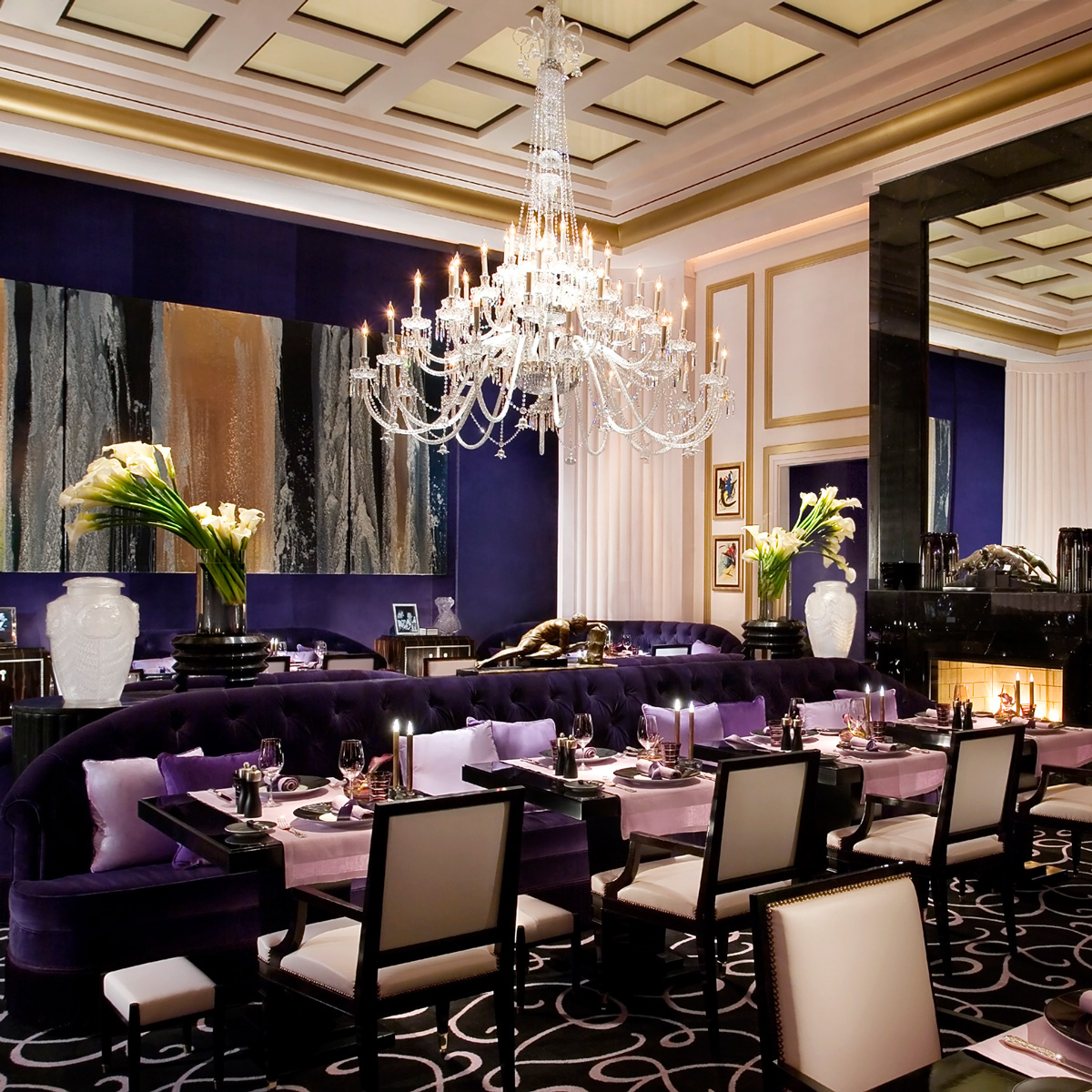 MGM Grand, Joël Robuchon at the Mansion