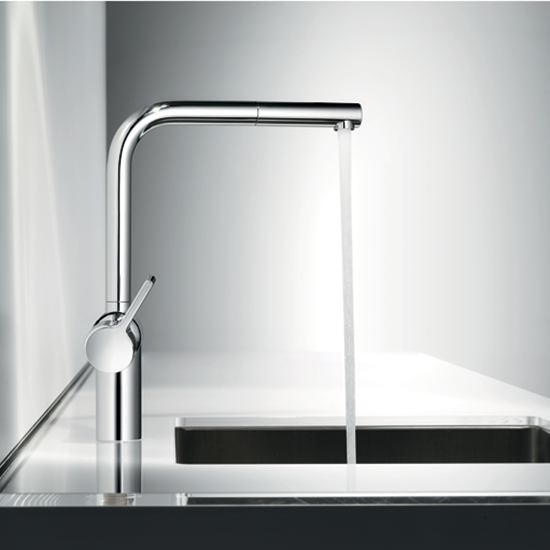 High-Design Faucet: Modern Shape