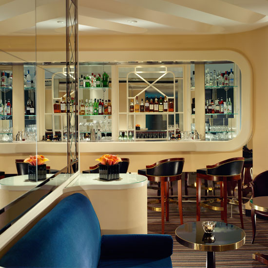 Best London Bars: American Bar at The Savoy