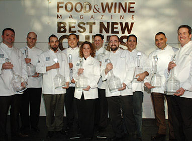The 2006 Best New Chefs.