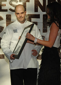 2006 Best New Chef Jonathan Benno (Per Se, NYC).
