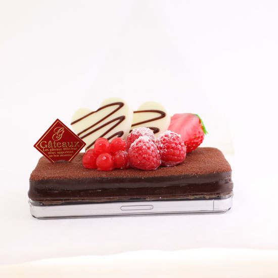 Chocolate Cake iPhone Case