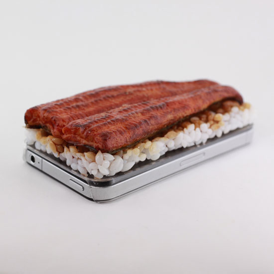 Eel (Unagi) Sushi iPhone Case