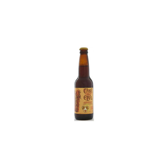 Two Brothers Can and Ebel Red Rye Ale