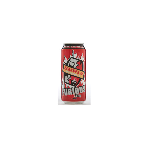 Surly Brewing Co. Furious Beer