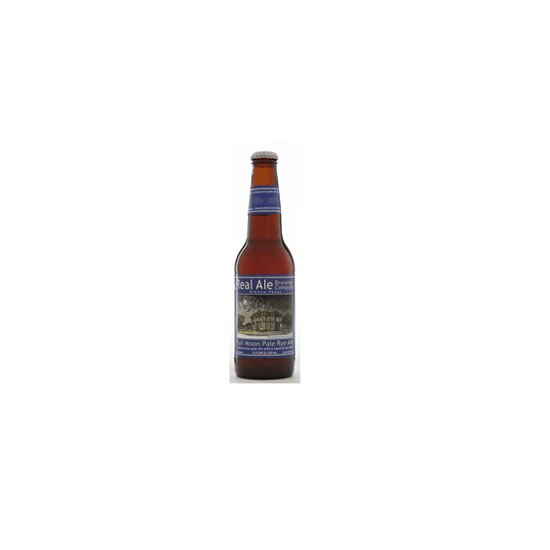 Real Ale Brewing Full Moon Pale Rye Ale