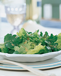 Arugula and Mint Salad