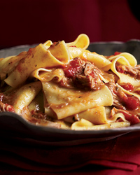 Pappardelle with Veal Ragù