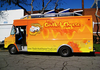 Grilled Cheese Truck, Los Angeles
