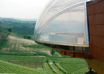 Best Wine Experiences for '10: Ceretto Winery