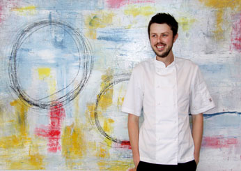 Rising-Star Chefs: Aaron Turner