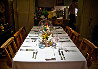 New Word-of-Mouth Supper Clubs: Saltoun Supper Club