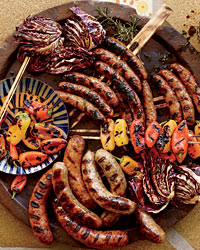 Sausage Mixed Grill