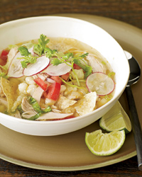 Chicken Posole